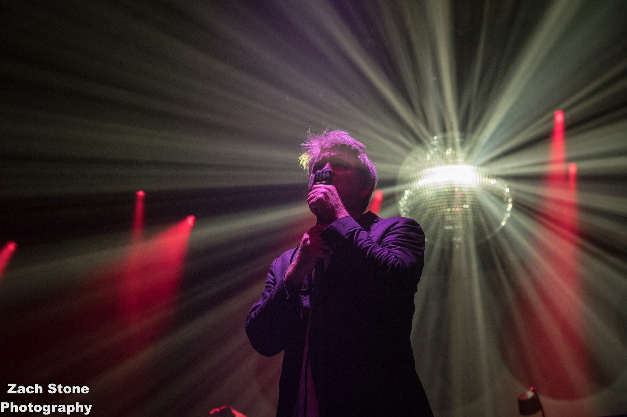 PHOTOS | LCD Soundsystem @ The Aragon 11/7/17