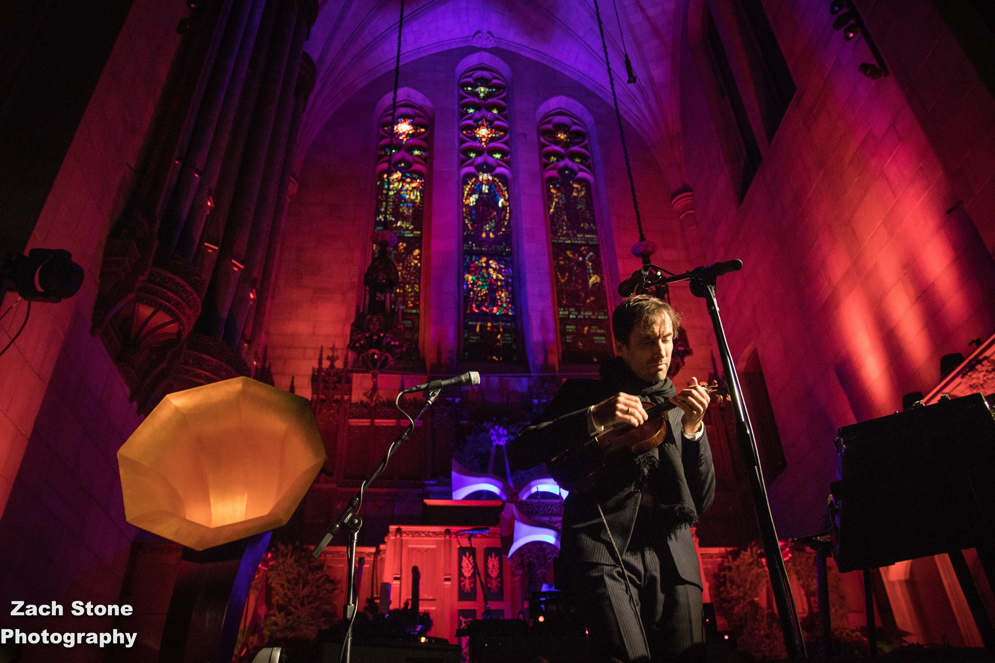 Review / Photos / Setlist | Andrew Bird @ 4th Presbyterian Church 12/11/17