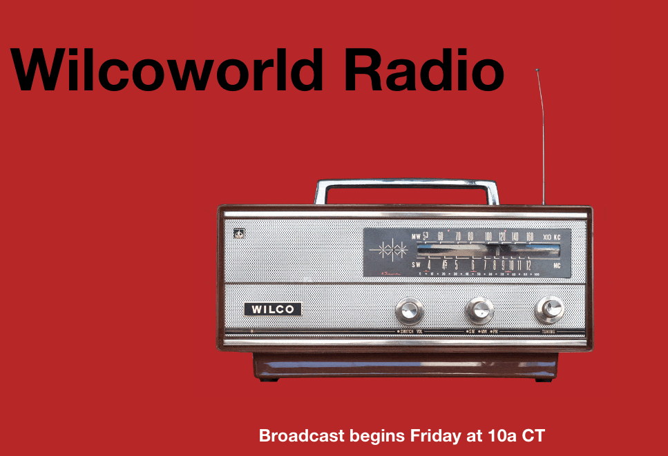 Wilco To Stream Personalized Radio Station This Weekend