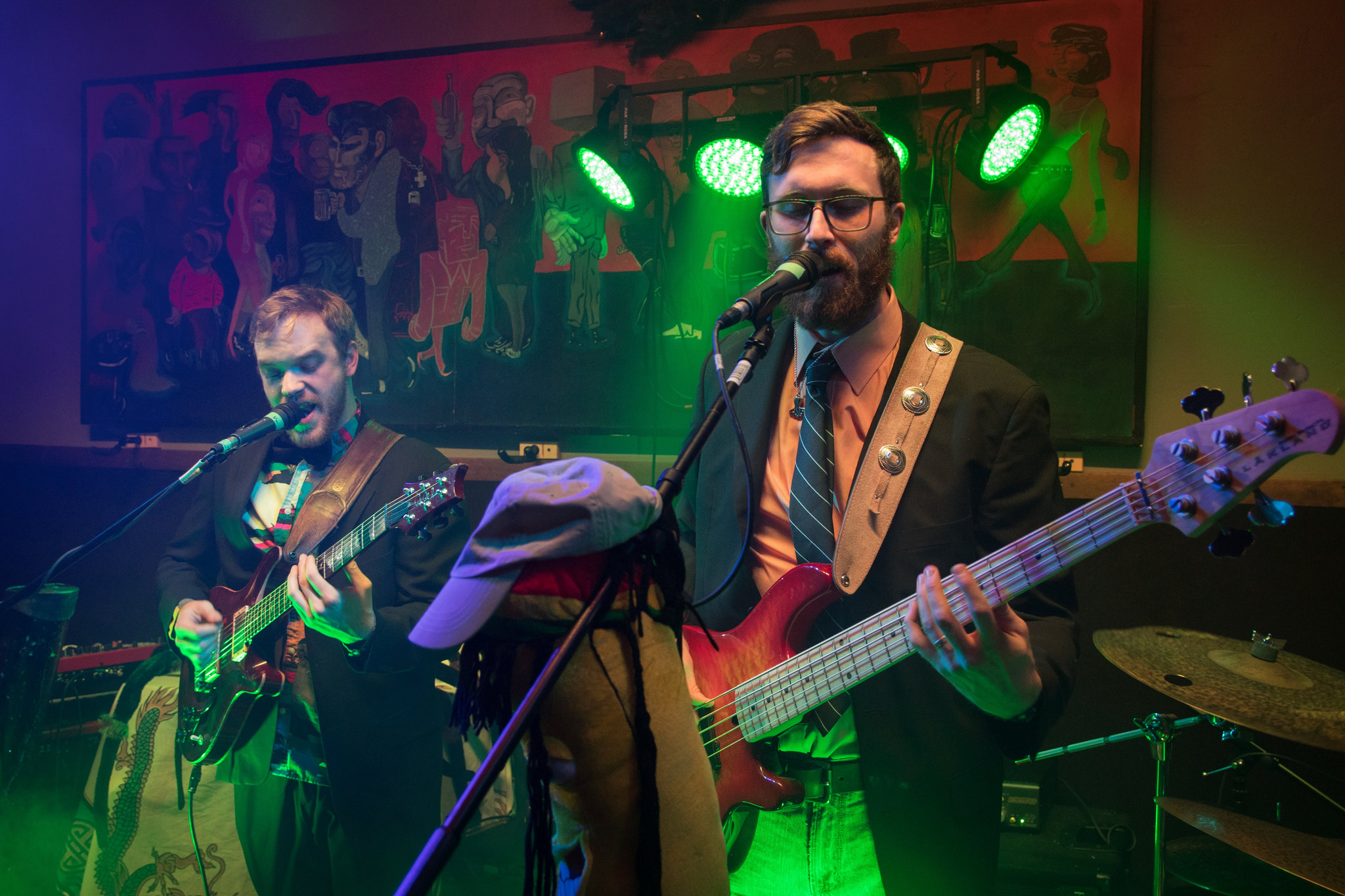 Review / Video / Photos | Mungion's NYE @ Tonic Room