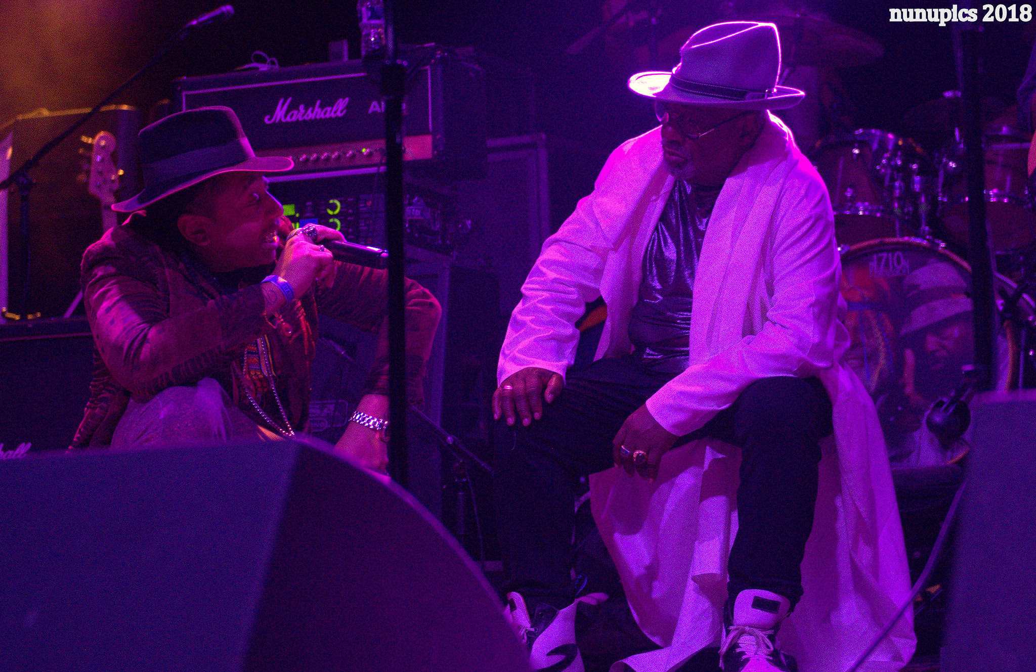 Photos / Video | George Clinton and Parliament-Funkadelic Drop A Funk Bomb On Thalia Hall