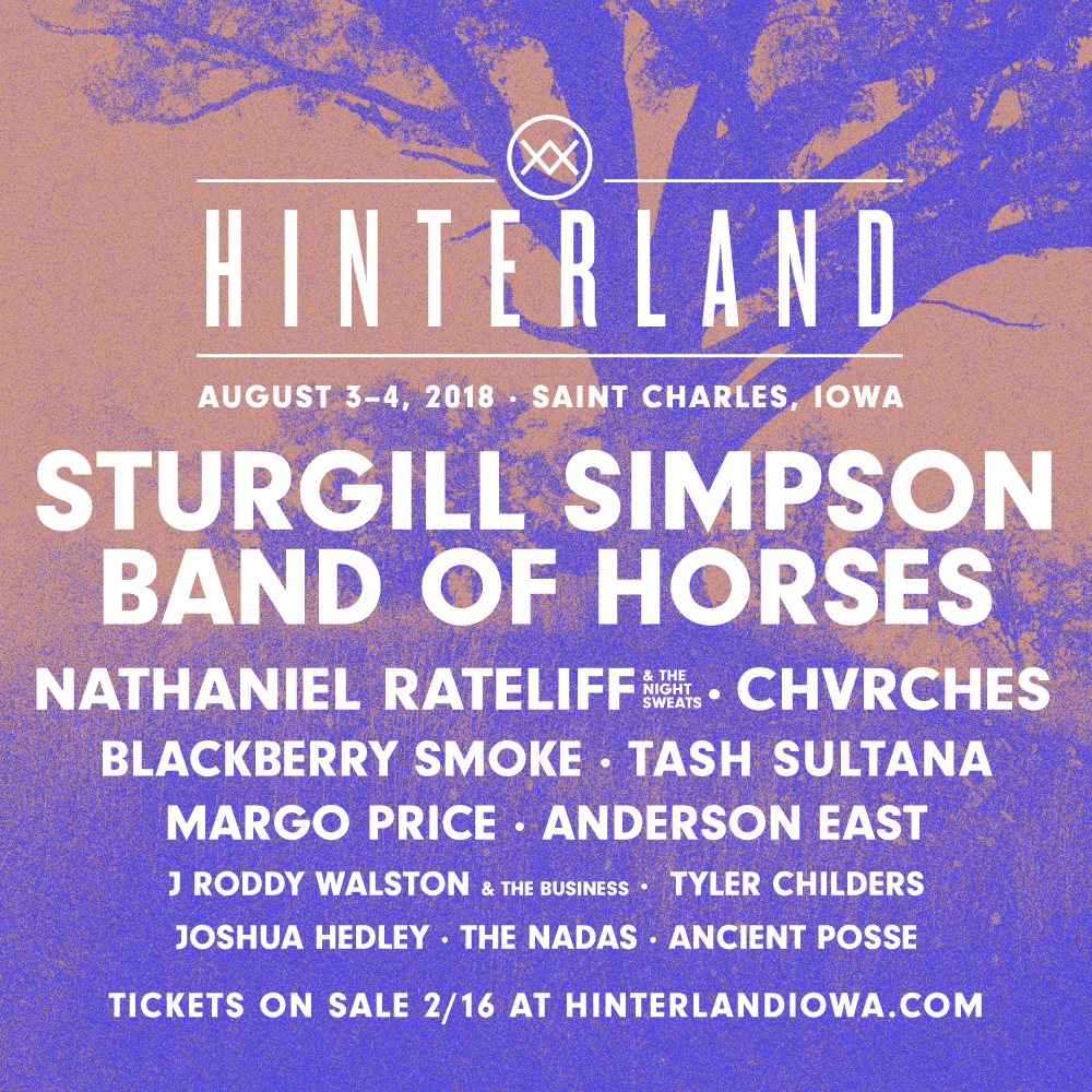 FESTIVAL WATCH: Hinterland Music Festival