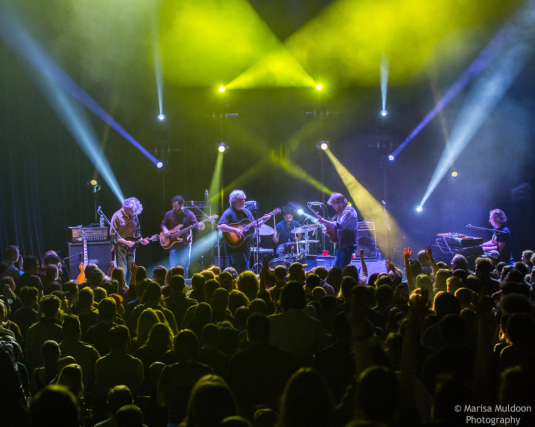 The Infamous Stringdusters & Leftover Salmon Join Forces @ Park West