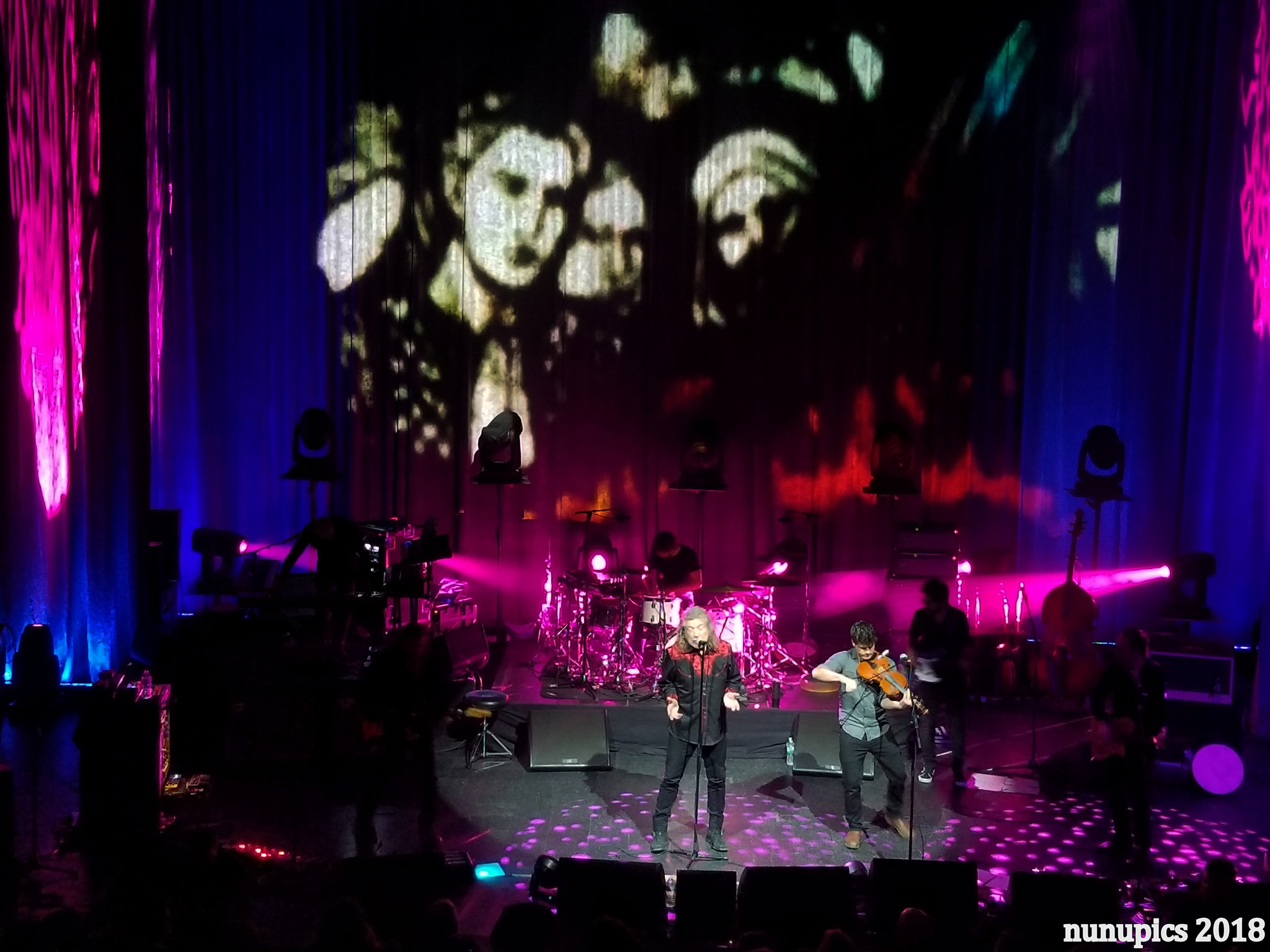 Photos / Video | Robert Plant @ The Riviera 2/21/18