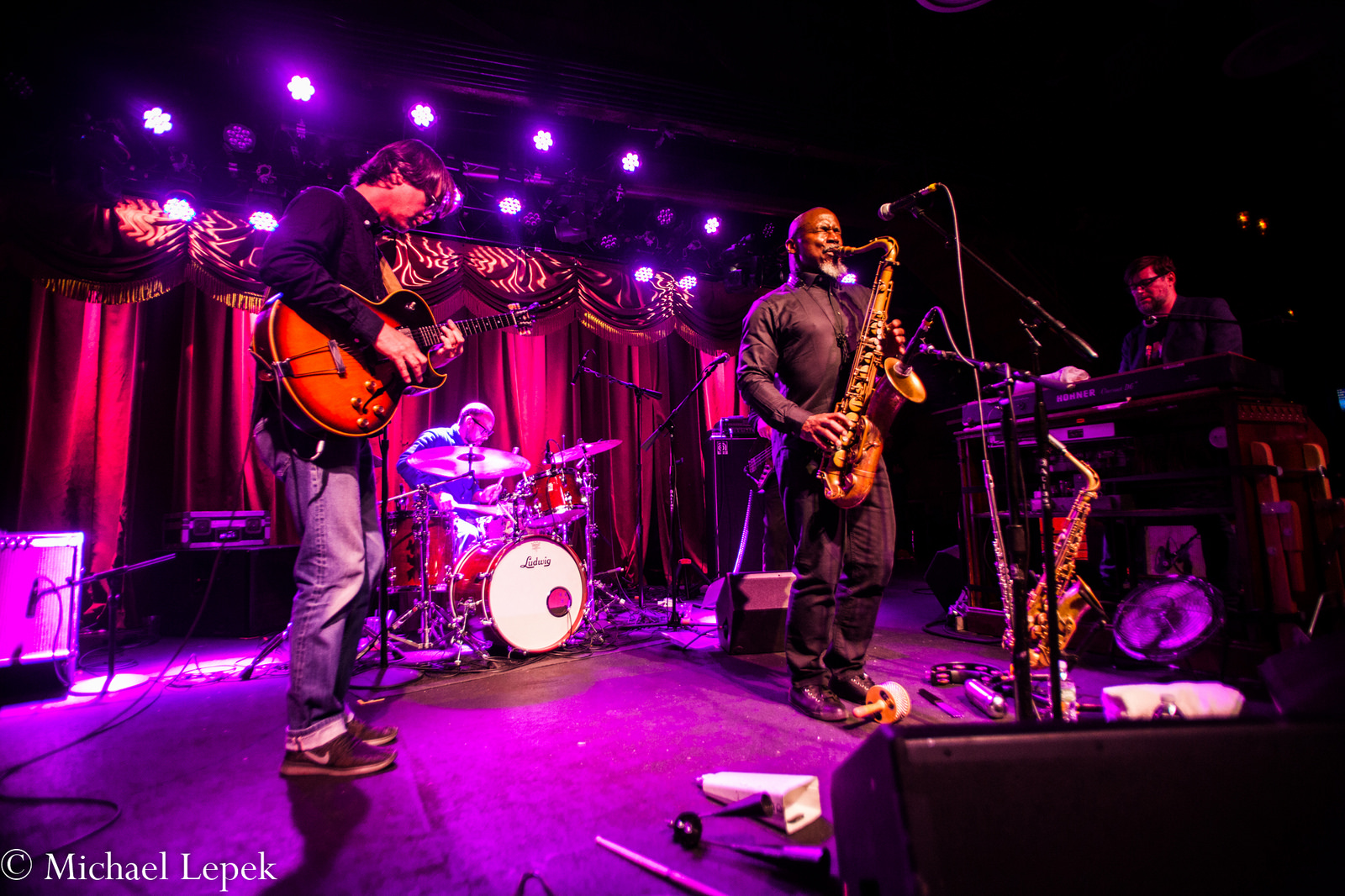 Photos / Recap | Greyboy Allstars @ Brooklyn Bowl