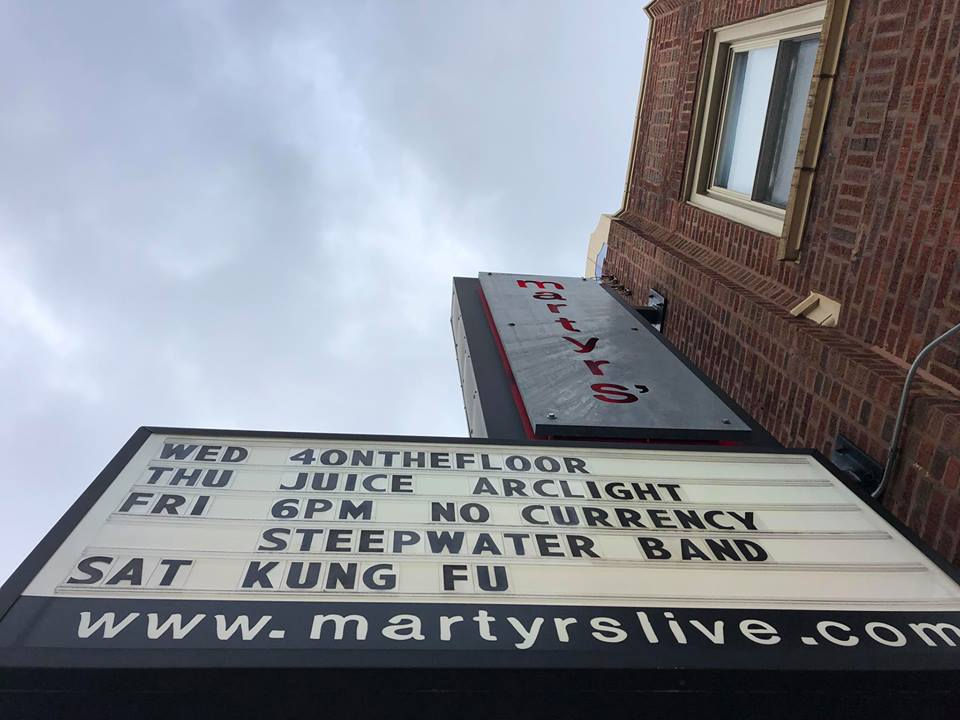 Review & Audio | Kung Fu @ Martyrs' 3/31/18