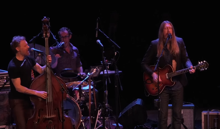"On TV | The Wood Brothers on ""Live From Here"""