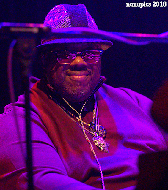 PHOTOS / VIDEO | JGB @ Park West 3/16/18