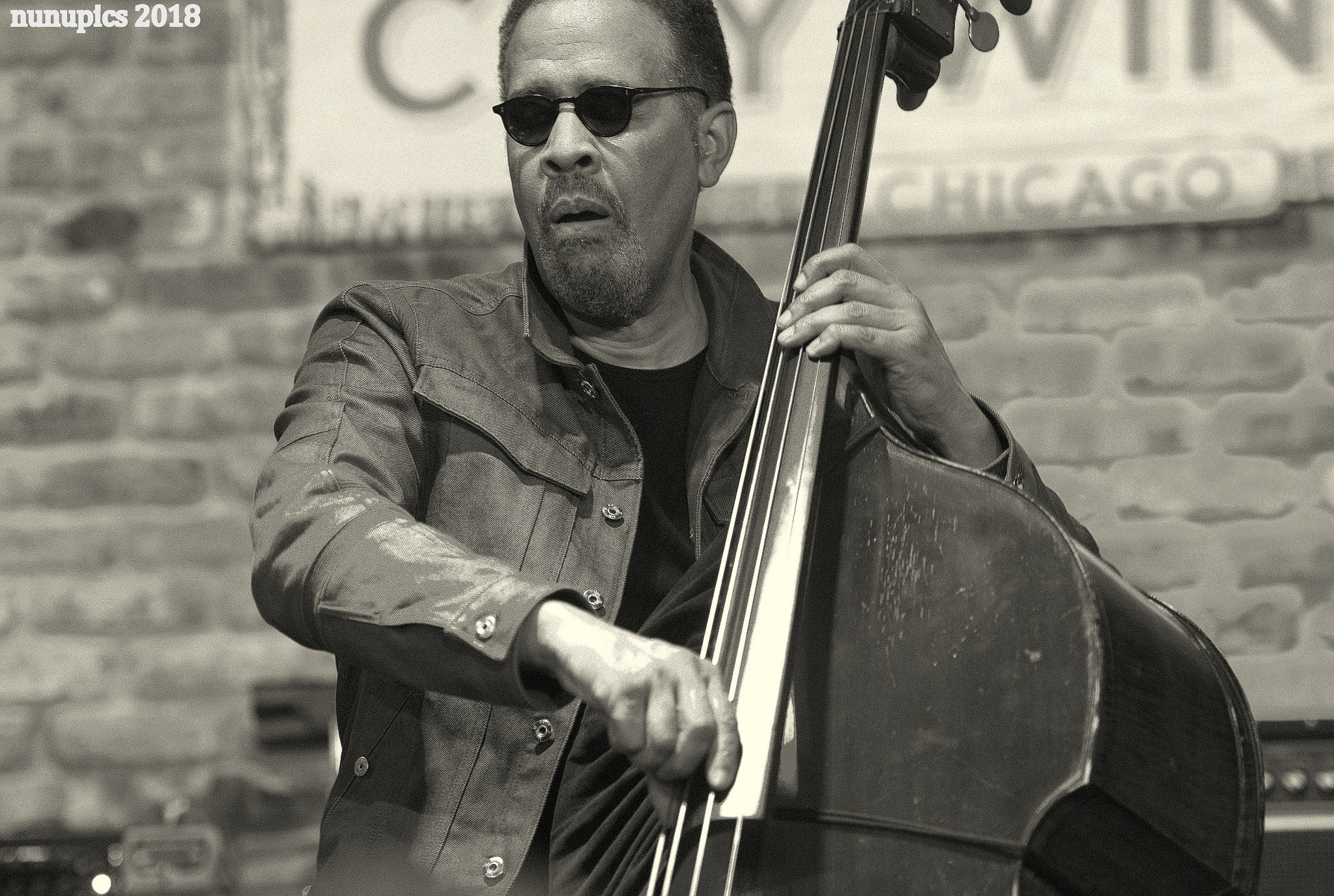 PHOTOS / VIDEO | Stanley Clarke @ City Winery 3/21/18