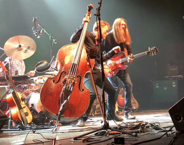 Review / Setlist / Video | The Wood Brothers @ The Vic 4/14/18
