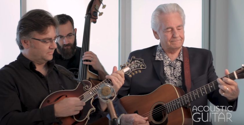 On TV | Del McCoury Band's Acoustic Guitar Session