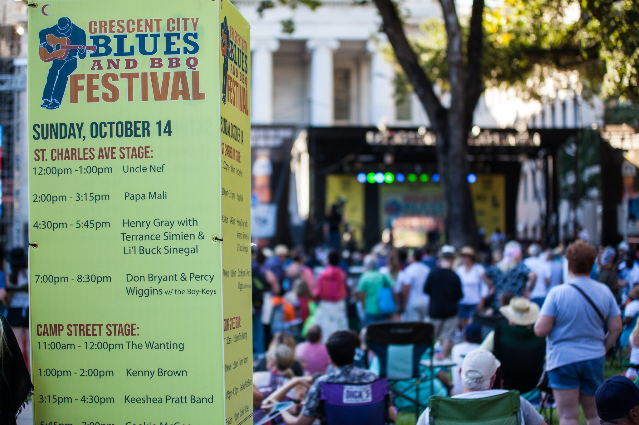 PHOTOS & RECAP: Crescent City Blues & BBQ Festival 2018