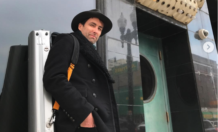 Review   Andrew Bird @ The Green Mill 4/2/19