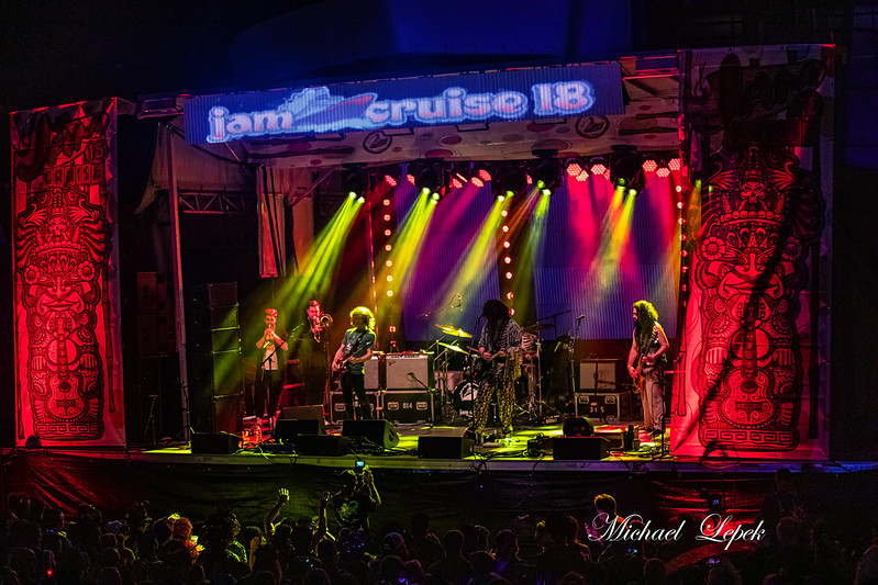 IN REVIEW | Jam Cruise 18 - Day Two