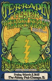 Win Tickets To See Terrapin Flyer with Mark Karan & Melvin Seals + This Must Be The Band on March 2nd at The Abbey