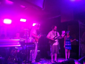 Recap, Setlists & Audio: Shoe Groove, Afternoon Moon, Catfish & Dogstars, and Ed Anderson, Ace Bar, 6/15/12