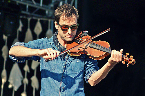 Stream or Download: Andrew Bird @ Fifth Third Bank Ballpark 7/8/12