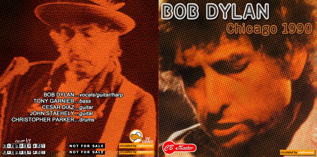 Stream or Download: Bob Dylan @ Chicago Theater 11/9/90