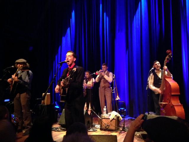 Pokey LaFarge - Lincoln Hall 12/5/13