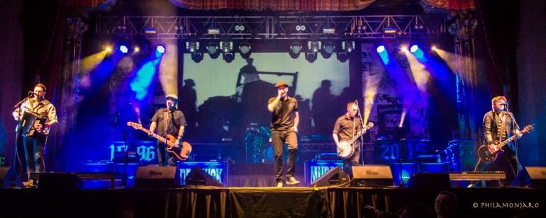 Dropkick Murphys 29th Anniversary Tour Live at The Aragon Ballroom