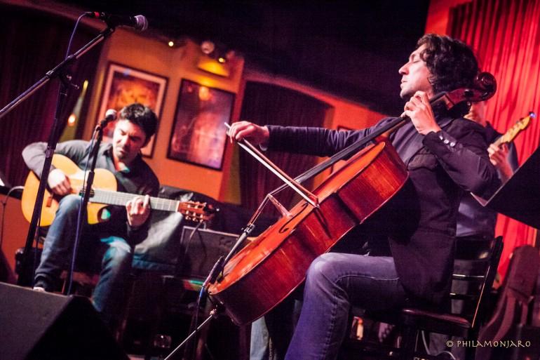 Goran Ivanovic and Ian Maksin Live at Jazz Showcase