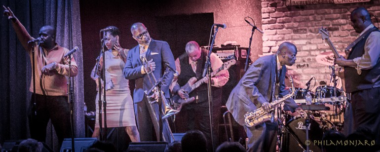 Maceo Parker Live at City WInery