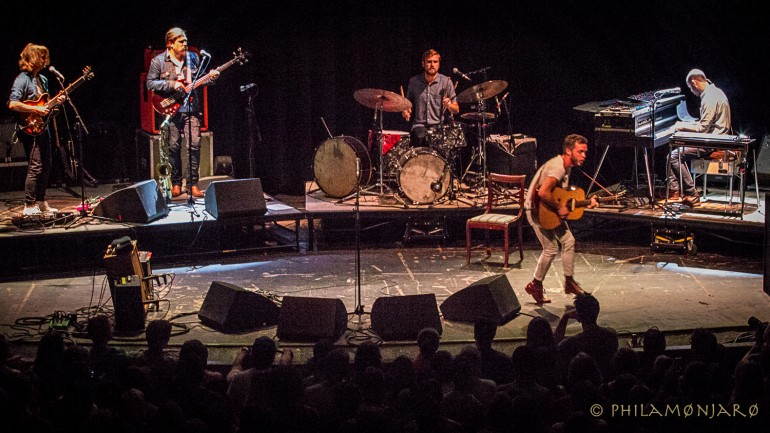 The Tallest Man On Earth Live at Thalia Hall