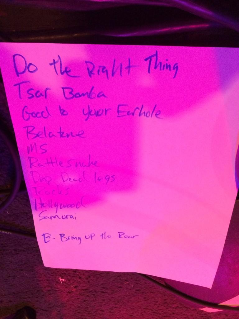 kf-setlist